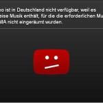 Youtube-Gema-Block