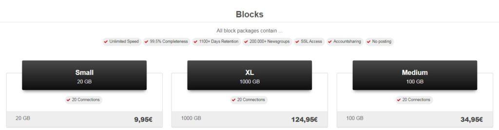 XSNews - Blocks